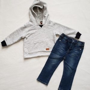 7 for all Mankind 18M Outfit
